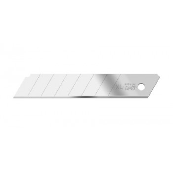 Jewel Blade 18mm IND201XL SILVER Snap Off